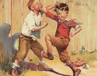 Boys Will be Boys? Just A Lousy Excuse for Bad Behavior